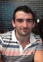 A photo of Andrew, a tutor from University of Massachusetts Amherst