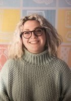 A photo of Olivia, a tutor from Indiana University-Bloomington