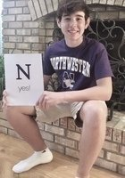 A photo of Andrew, a tutor from Northwestern University