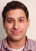 A photo of Alex, a tutor from Northwestern University