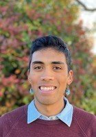 A photo of Kieren, a tutor from Johns Hopkins University