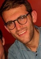 A photo of Daniel, a tutor from Hunter College CUNY