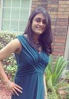 A photo of Shravya, a tutor from Trinity University