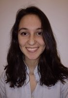 A photo of Ariana, a tutor from Cornell University