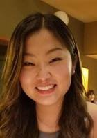 A photo of Tina, a tutor from Zhengzhou Normal University
