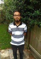 A photo of Abdullah, a tutor from Virginia Polytechnic Institute and State University