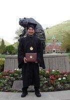 A photo of Kentaro, a tutor from The University of Montana
