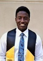A photo of Emmanuel, a tutor from Rice University