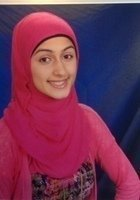 A photo of Fatimah, a tutor from Hofstra University 44 BABS-MD Program