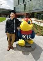 A photo of Justin, a tutor from University of Kansas