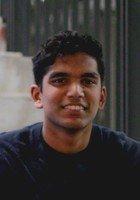 A photo of Pranav, a tutor from Johns Hopkins University