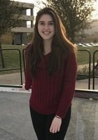 A photo of Kyla, a tutor from Chapman University