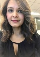 A photo of Akanksha, a tutor from University of Connecticut