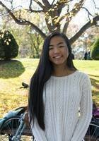 A photo of Lily, a tutor from Northeastern University
