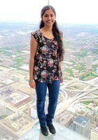 A photo of Keerthana, a tutor from The University of Texas at Dallas