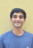 A photo of Anoop, a tutor from Brown University