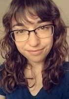 A photo of Miranda, a tutor from University of Arizona