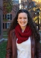 A photo of Sofia, a tutor from Yale University