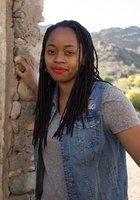 A photo of Tylisha, a tutor from University of Michigan