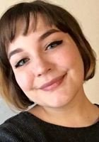 A photo of Megan, a tutor from Northern Arizona University