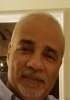 A photo of Khalil, a tutor from Portland State University