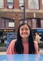 A photo of Sophia, a tutor from Cornell University