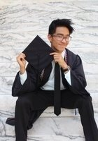 A photo of Joseph, a tutor from Johns Hopkins University