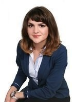 A photo of Iryna, a tutor from TARAS SHEVCHENKO NATIONAL UNIVERSITY OF KYIV