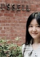A photo of Yuan, a tutor from Wuhan University of Science and Technology