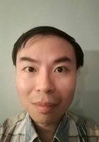 A photo of Zichao, a tutor from National University of Singapore