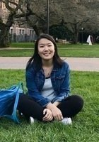 A photo of Jingxi, a tutor from Emory University
