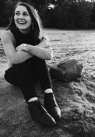 A photo of Miranda, a tutor from Kent State University at Kent