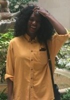 A photo of Shaunice, a tutor from Temple University