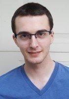A photo of Kieran, a tutor from University of Minnesota-Twin Cities