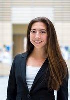 A photo of Mika, a tutor from Johns Hopkins University