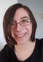 A photo of Rachel, a tutor from Benedictine University