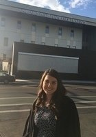 A photo of Amy, a tutor from California State University-Chico