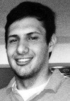 A photo of David, a tutor from Elon University