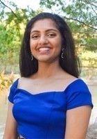 A photo of Harshika, a tutor from University of Houston