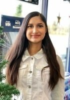 A photo of Anchal, a tutor from Western Washington University