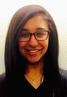 A photo of Mihika, a tutor from Case Western Reserve University