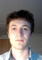 A photo of Andrew, a tutor from Bennington College