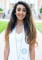 A photo of Neusha, a tutor from University of North Carolina at Chapel Hill