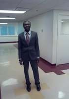 A photo of Roland, a tutor from George Mason University