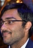 A photo of Ankit, a tutor from Duke University