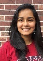 A photo of Tejna, a tutor from The University of Texas at Austin