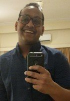 A photo of Anvesh, a tutor from Jawaharlal Nehru Technological University