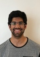 A photo of Nikhil, a tutor from Case Western Reserve University