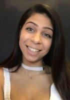 A photo of Gina, a tutor from SUNY at Binghamton