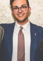 A photo of Jake, a tutor from Yale University